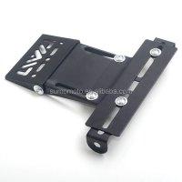 Aluminum Universal Motorcycle License Holder Plate Frame ...