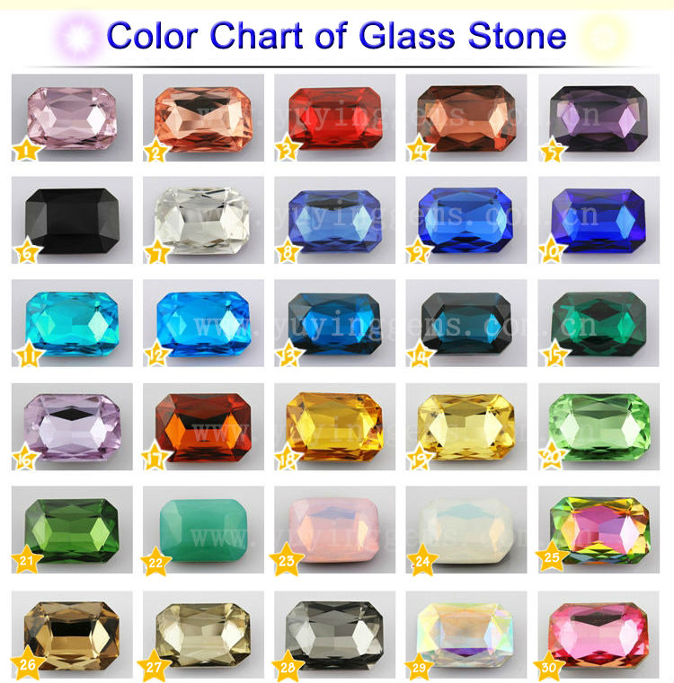 Hot Sale Best Rectangle Synthetic Blue Sapphire Stone Price - Buy