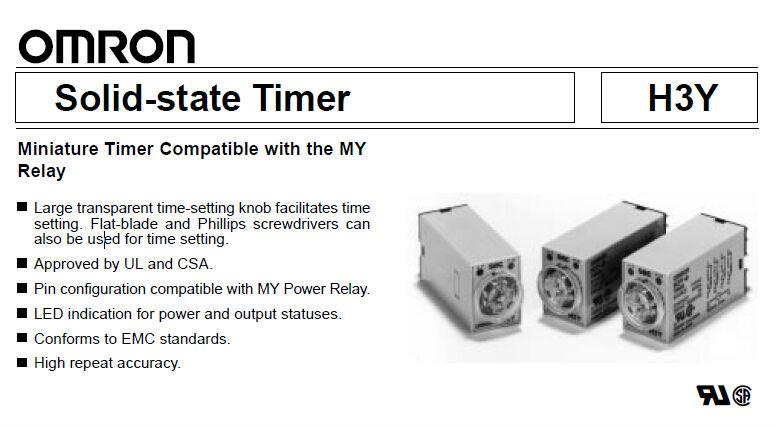Omron Timer Relay Wiring Diagram - Wiring Diagram