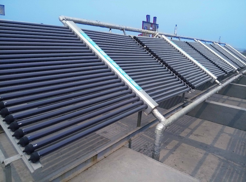China Supplier Heat Collector Solar Water Heating For