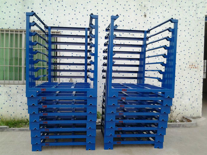 Warehouse Mobile Heavy Duty Aircraft Tire Storage Post
