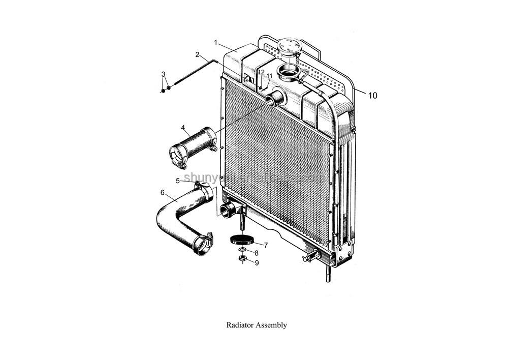 Farm Pro Tractor Parts Wiring Diagrams - Wiring Diagram Database