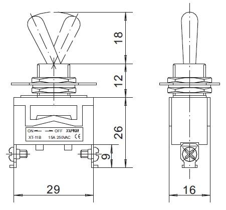 standalone pir wiring diagram