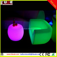 Modern Colorful Furniture Design/commercial Led Bar And
