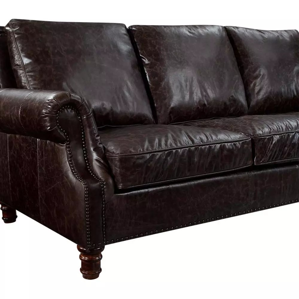 Vintage Couch Custom American Style Antique Leather Sofa Classic Leather Vintage Sofa View Custom American Style Antique Leather Sofa Classic Leather Vintage Sofa