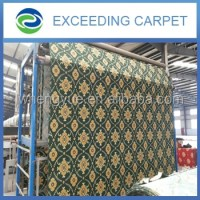 Floral Design Commercial Printed Carpet Tiles - Buy ...