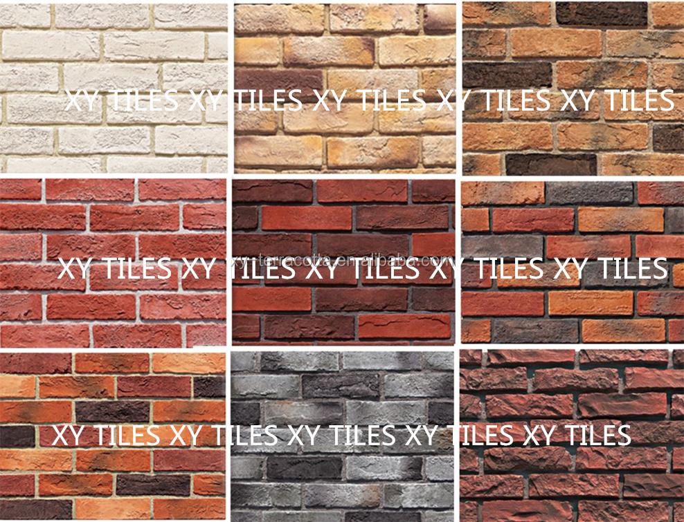 Faux Brick Wallpaper 3d Artificielle D 233 Corer Faux Brique Pour D 233 Cor Ext 233 Rieur