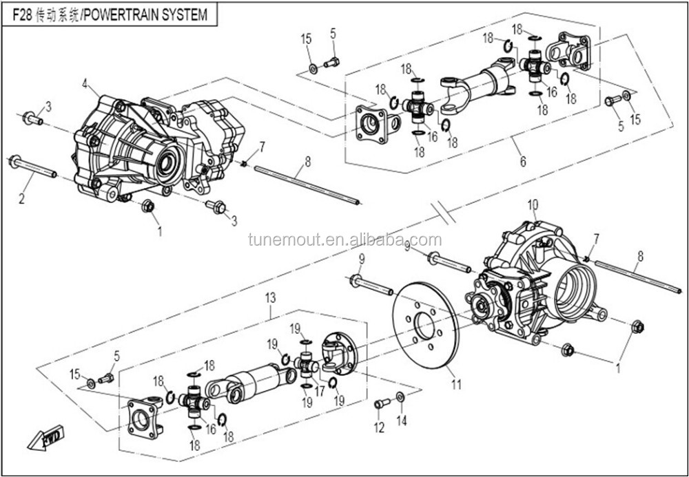 go kart wiring diagram for dummies