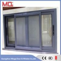 2017 Latest Design Modern Windows,Aluminum Sliding Glass ...