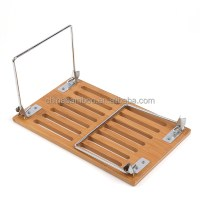 Portable Small Folding Wooden Outdoor Table