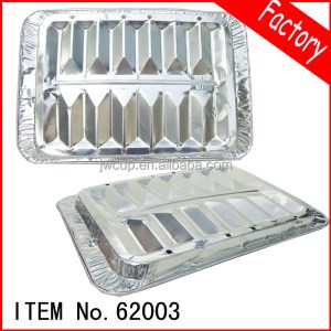 disposable fast food container & disposable aluminum foil container
