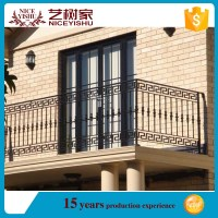 Modern Different Pictures Of Balcony Steel Grill Designs