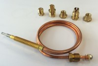 Gas Flame Thermocouple Sensors Troubleshooting Replacement ...