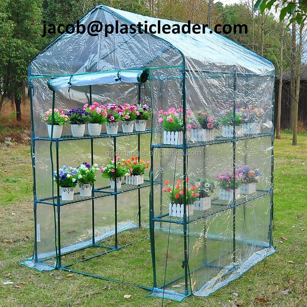 Serre Tunnel Svl 2 3 2m Serre Tunnel Mini Greenhouse 140g M2 Pe Mesh Cover Buy