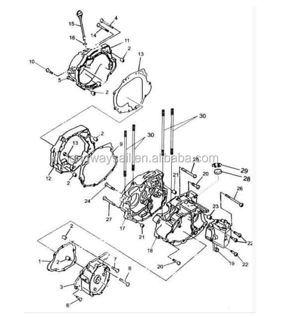 kazuma atv wiring diagram
