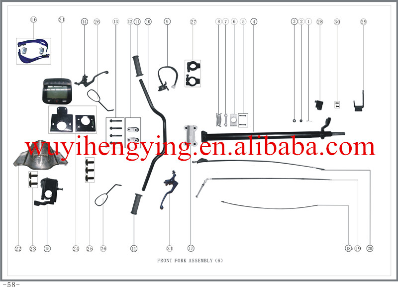 Bashan 250cc Quad Wiring Diagram - Somurich