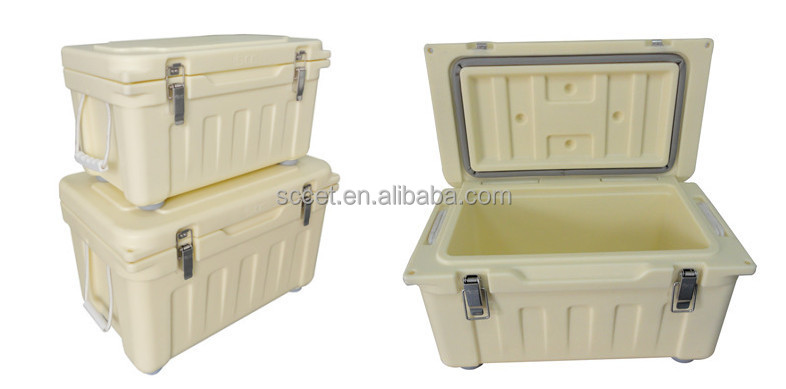Fishing Ice Chest Insulated Cooler Box Beer Chilly Bin