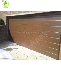 Aluminum Garage Doors /used Garage Doors Sale / Wood