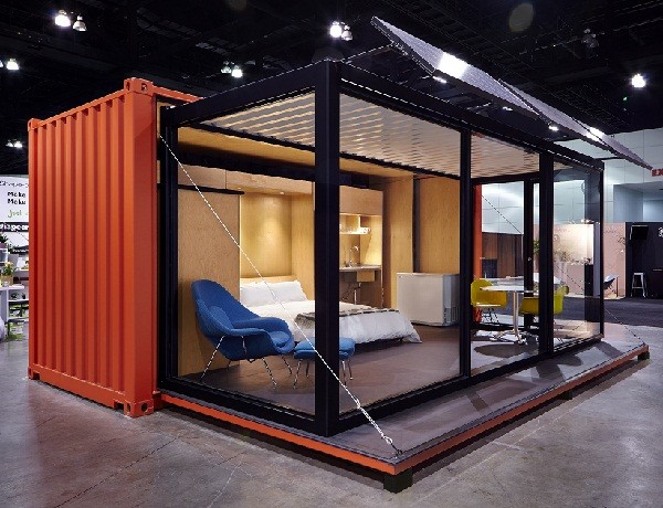 Container Haus Cube Solar Power Australia Expandable 20ft 40ft Container House