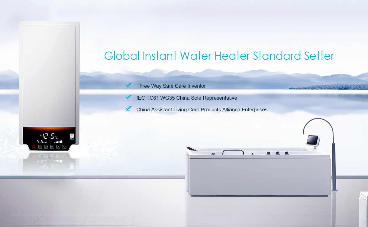 Keuken Geyser Xiamen E Tec Electric Shower Co Ltd Electric Instant Water