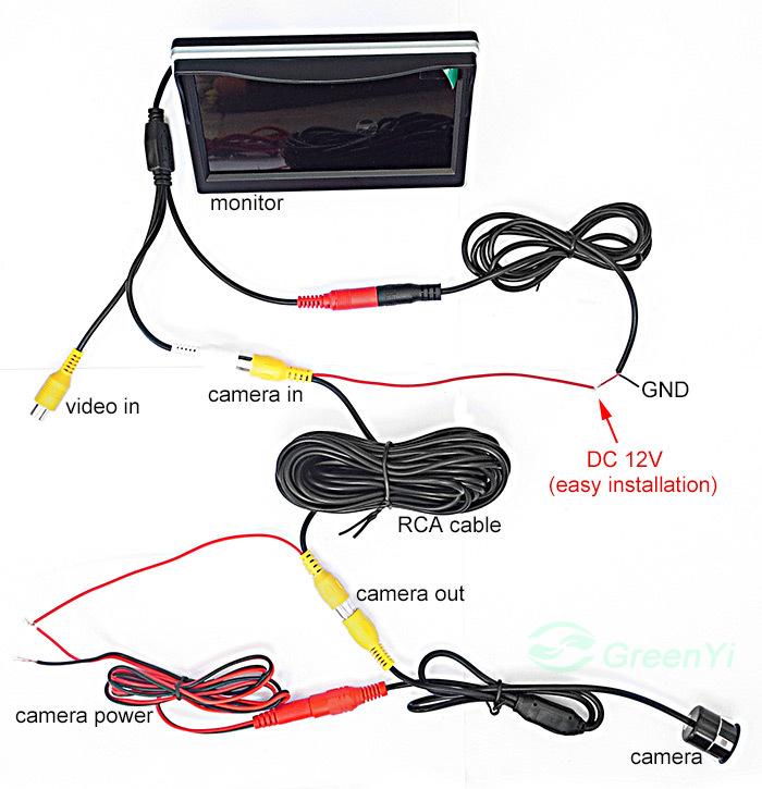 Kenwood Reverse Camera Wiring Diagram