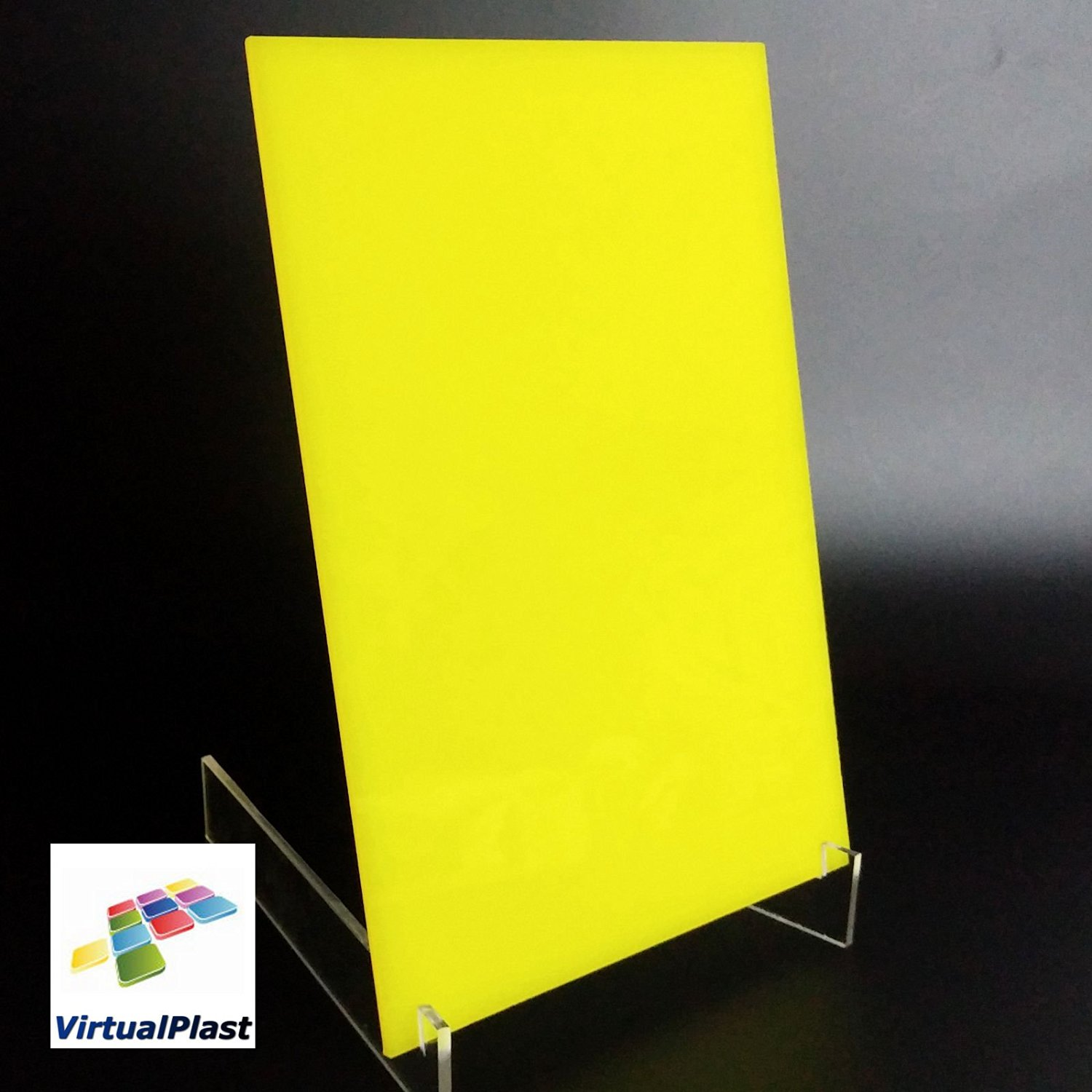 Platten Aus Kunststoff Yellow Perspex 3mm Thick Acrylic Plastic Sheet Custom Cut Panel