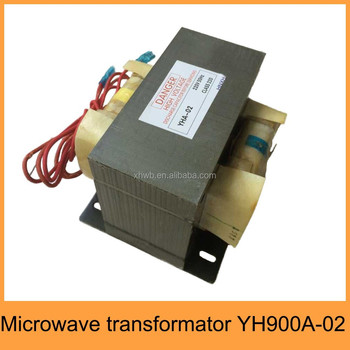 1000w Microwave High Voltage Transformer - Buy Microwave Transformer