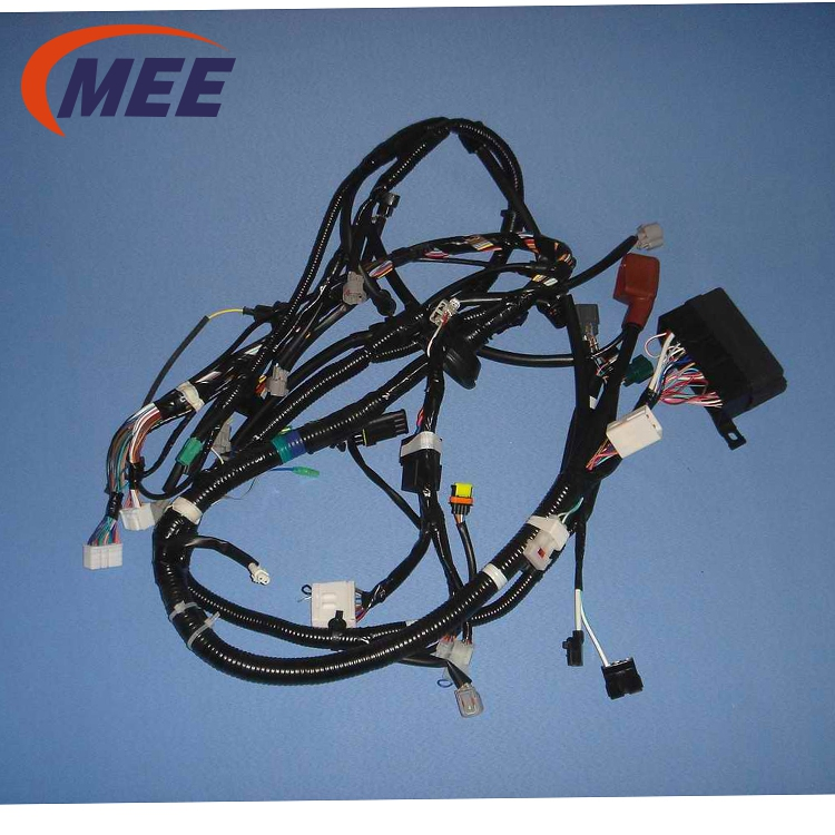 Pyle Pldnv695 Wiring Harness Dual Car Stereo Wire Harness, Pyle