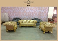 Turkish Style Furniture Replica Designer Living Room Sofa