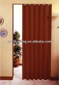 Bathroom Pvc Folding Door