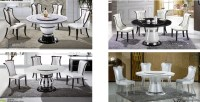 Dining Table Marble/malaysian Wood Dining Table Sets - Buy ...