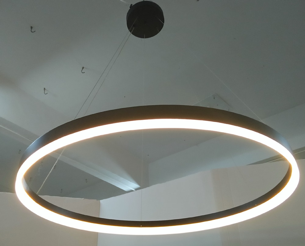 Big Circle Led Pendant Light Buy Led Pendant Light - Lamp Led Circle