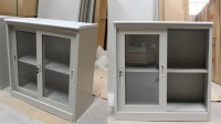 Dust Proof Storage Cabinet Steel Cupboards