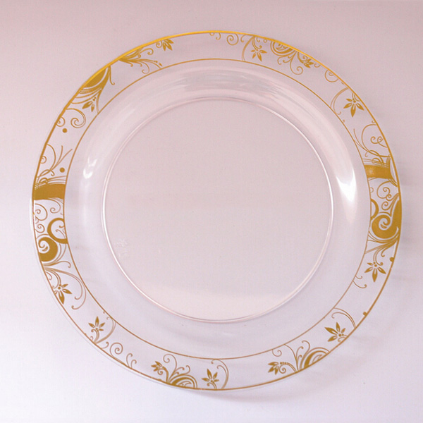 Elegant Disposable ... & Elegant Plastic Plates Bulk - Castrophotos