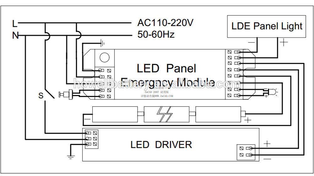 emergency lighting wiring together with led emergency light circuit in