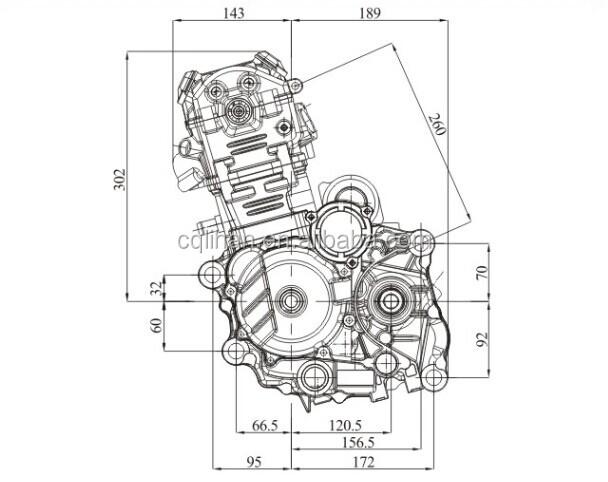 motorcycle power reverse gear box