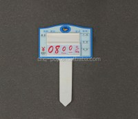 Plastic Food Tag Holder - Buy Food Tag Holder,Plastic Name ...
