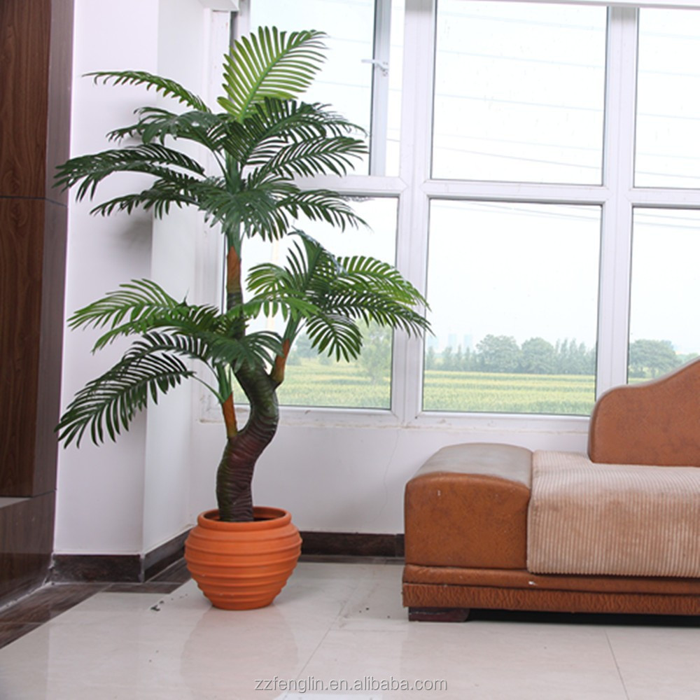 Artificial Chrysalidocarpus Lutescens Wholesale Artificial Indoor Palm Tree Chrysalidocarpus Lutescens Decorative Palm Plant Tree All Kinds Of Palm Tree For Sale View Artificial Indoor