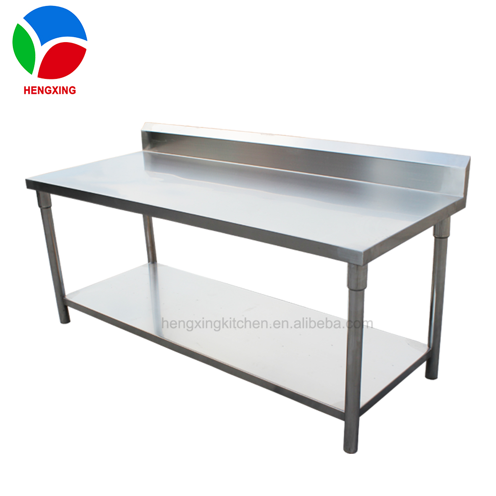 Stainless Restaurant Table Commercial Kitchen Stainless Steel Working Table Metal Kitchen Work Table Used Restaurant Equipments For Sales Buy Used Restaurant Equipments For
