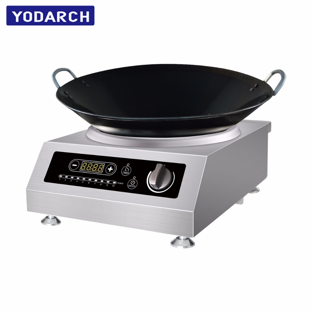 Induction Wok 3 5kw Multi Cooling Fan Ce Electric Commercial Induction Cooker Stove With Free Wok Buy Electric Wok Induction Cooker Commercial Induction Wok