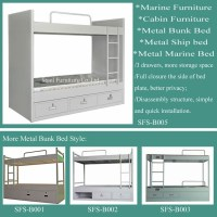 Single Bed,Wall Mounted Bed,Bunk Beds Used Marine ...