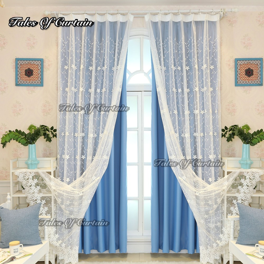 China Blue Curtains Tales Of Curtain Factory In China Sky Blue Design Door Curtain Decorative Curtains Buy Curtain Decorative Curtain Door Curtain Decorative Curtain