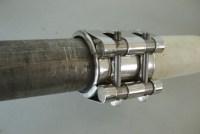 Hrc Carbon Steel High Pressure Leak Repair Clamp For Oil ...