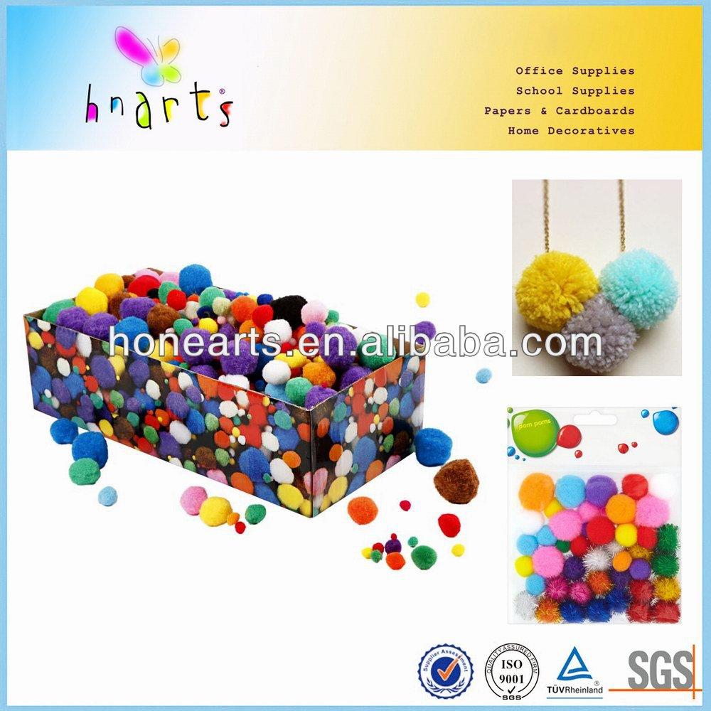 Craft pom poms in bulk -  Craft Pom Poms Suppliers And Download