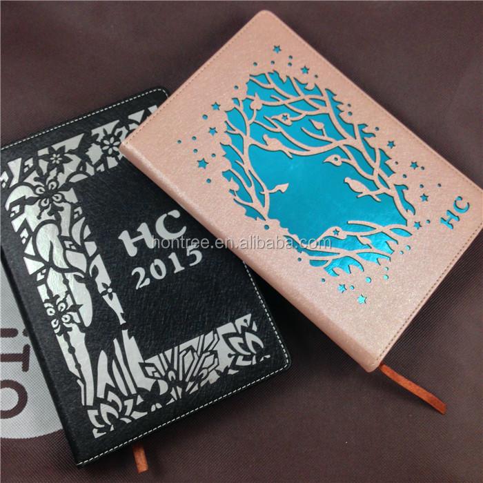 2015 Fashion Design A5 Leather Executive Diary - Buy Executive Diary - diary design