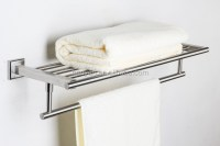 Hotel Design Wall Mounted Ladder Vertical Towel Rack For ...