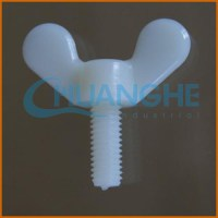 China Supplier Zinc Plated Plastic Thumb Screw Hose Clamp ...