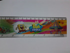 Made in China Advertising logo Printing Promotions PET plastic ruler / ruler 20 cm size