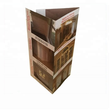 2018 Hot Sale Only Style Art Paper Customized Foldable Colorful