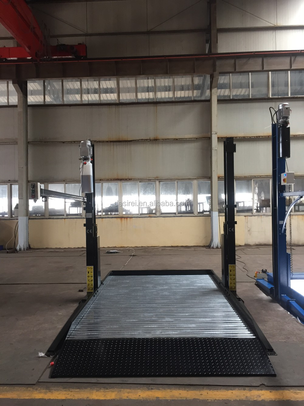Garage Gym With Car Dtpp605 Desiree Hydraulic Automatic Small Car Parking Lift For Garage Buy Car Lifts For Home Garages Hydraulic Lift For Car Car Lift For Basement